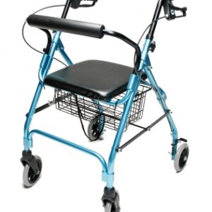 Walkabout Lite Four-Wheel Rollator