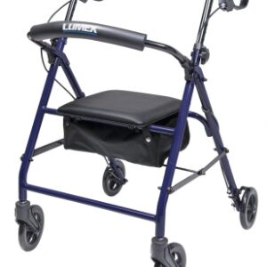 Walkabout Essentials Four Wheel Rollator