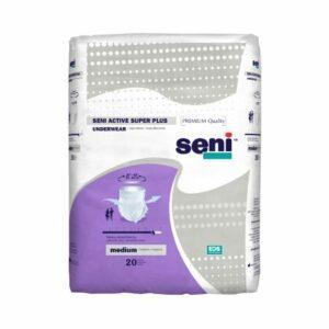 Unisex Adult Absorbent Underwear Seni®Medium