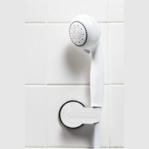 Lumex Universal Handheld Shower Head Holder