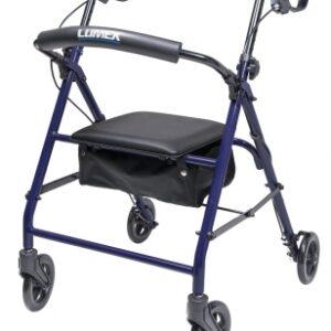 Walkabout Essentials Four Wheel Rollator