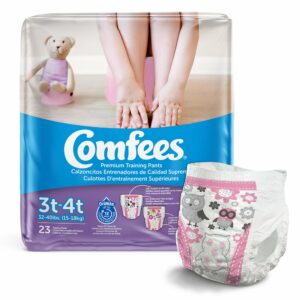 Comfees¨ Training Pants, 3T to 4T