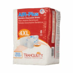 Tranquility¨ AIR-Plusª Maximum Protection Bariatric Incontinence Brief