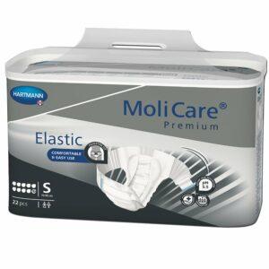 MoliCare¨ Premium Elastic Incontinence Brief, 10D, Small