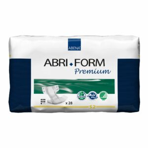 Abri-Formª Premium S2 Incontinence Brief, Small