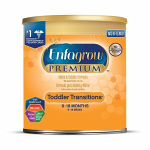 Enfagrow Premiumª Toddler Transitions Pediatric Oral Supplement, 20 oz. Can